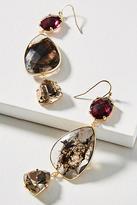 Anthropologie Triumverate Drop Earrings
