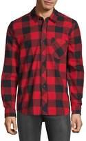Hudson Men's Buffalo Plaid Shirt