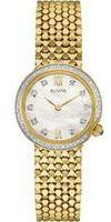 Bulova Ladies DIAMOND Watch 98W218