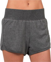 Jockey 3 3/4 French Terry Workout Shorts