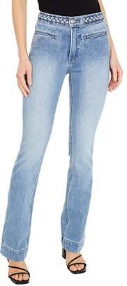 Lucky Brand Bridgette Boot in Basswood (Basswood) Women's Jeans