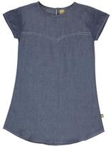 Nui Uma Chambray Organic Cotton Dress