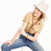 J.Crew Denim bucket hat