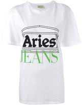 Aries printed T-shirt - women - Cotton - 2