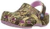 Crocs Littles Realtree Max 5 Clog (Infant)