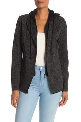 Bagatelle Zip Up Jacket Blazer