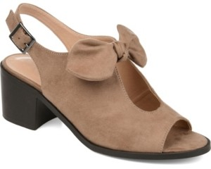 Journee Collection Women's Katone Sandals Women's Shoes