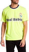 EUROPEAN SOCCER TEAM LOGO Real Madrid Shirt