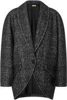 Michael Kors Dolman Wool Melton Jacket