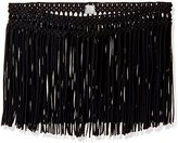 Pilyq Women's Cover-Up Fringe Skirt