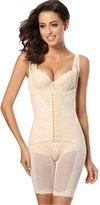 Ya Lida Front buckle postpartum slim abdomen tight lace corset Ms. Medium