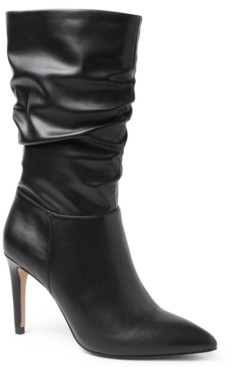 XOXO Trinidad Slouchy Dress Boots Women's Shoes