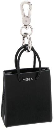 Medea shopping bag keyring