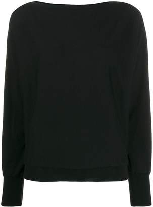 Semi-Couture Semicouture Nicky button shoulder jumper