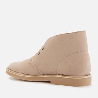 Clarks Women's Suede 2 Desert Boots