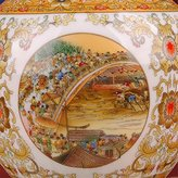 """JHDH2 Modern And Stylish Along The River During The Qingming Festival"""" Enamelled Jingdezhen Ceramic Household With Vases Decorated Living Room Furnished With Antique Crafts Chinese Decorations Large United Tenkiu Bottle"""