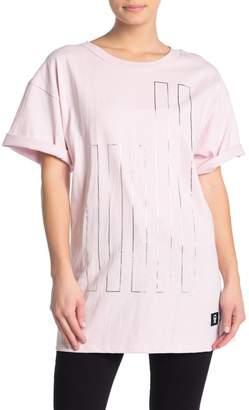 Good American Goodies Cinched Waist T-Shirt
