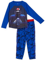 Petit Lem Super Bowl 2 Piece Pajama Pants Set