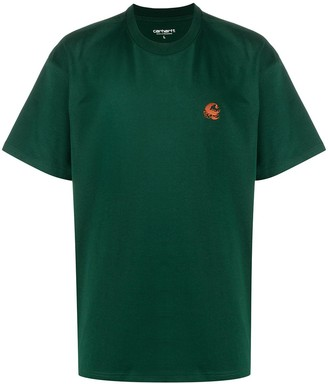 Carhartt Work In Progress Short Sleeve Logo T-Shirt