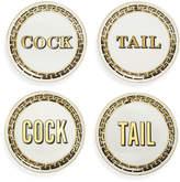 Jonathan Adler Cock/Tail Coasters