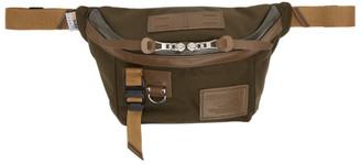Master-piece Co Khaki Potential Ver. 2 Waist Bag