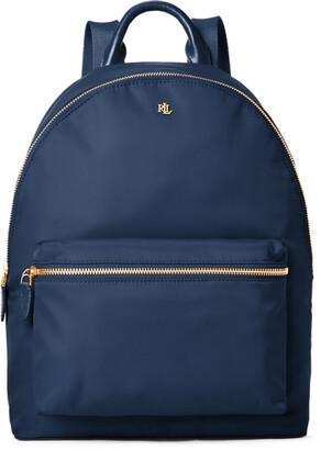 Ralph Lauren Nylon Medium Clarkson Backpack