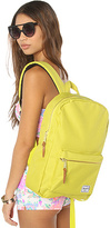 Herschel Supply The Settlement Mid Backpack In Lime Punch