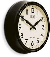 Newgate Clocks - 50's Electric Clock - Black