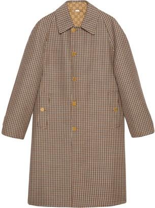 Gucci Reversible Wool Coat