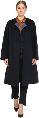 Marina Rinaldi Tappa Virgin Wool Blend Coat