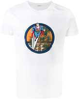 Iceberg Superman T-shirt - men - Cotton - S
