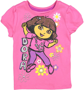 Children's Apparel Network Dora the Explorer Rose Tee - Infant