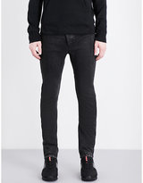 Mens Faded Black Jeans - ShopStyle UK