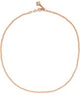 Carolina Bucci Discoball 18-karat Pink Gold Choker - one size