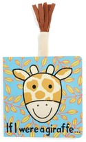 Jellycat Toddler 'If I Were A Giraffe' Book