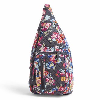 Vera Bradley Signature Cotton Sling Backpack