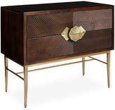 Global Views Galapagos 2-Drawer Chest