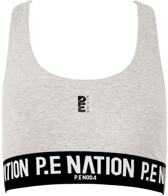 P.E Nation Free Formation Sports Bra
