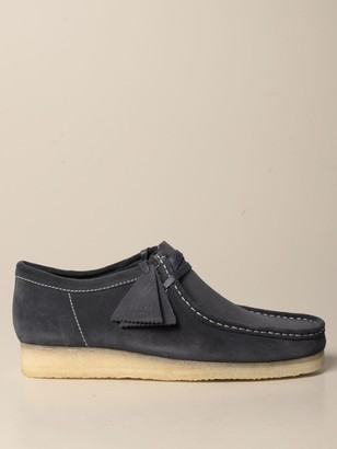 Clarks Wallabee Moccasin In Suede