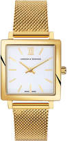 Larsson & Jennings NRS34-CM-C-Q-P-GW-O Norse gold-plated watch