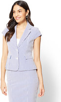 New York & Co. 7th Avenue Peplum Jacket