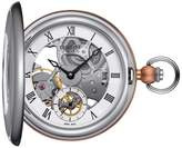 Tissot Men's Bridgeport Mechanical Pocket Watch, 47Mm