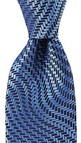 Murano Big & Tall Wave Traditional Silk Tie