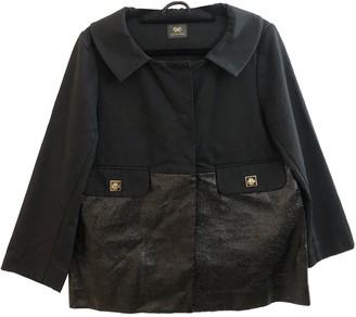 Anya Hindmarch Black Linen Jackets