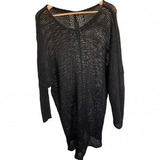 Isabel Benenato Black Wool Knitwear for Women
