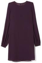 Vince Camuto Split-sleeve Dress