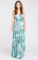 MUMU Jenn Maxi Dress ~ Hanalei Dream