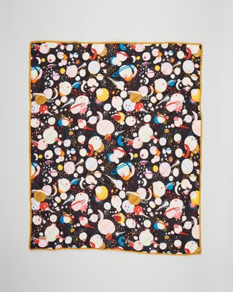 Kip&Co Cotton Quilted Cot Bedspread - Babies