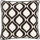 Apt2B Dover Toss Pillow BLACK/IVORY