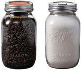 Chef'N Chefn Mason 2-pc. Pepper Grinder & Salt Shaker Set